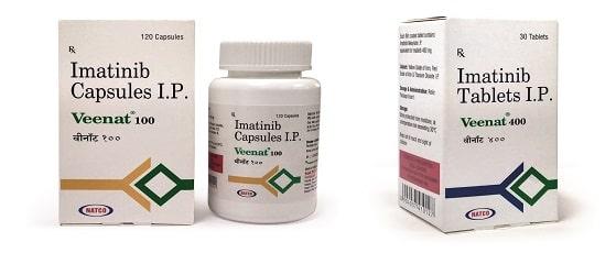 veenat generic imatinib 100 mg 400 mg