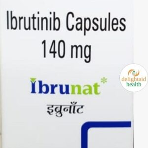Ibrunat Ibrutinib Generic 140 mg Cost in India