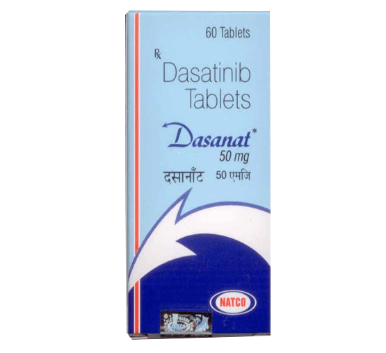 dasanat-dasatinib-50mg-70 mg-India