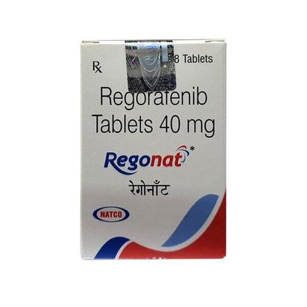Regonat Regorafenib 40mg price in India